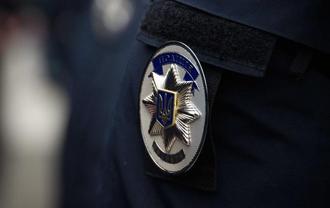 Фото: полиция проводит проверку по факту подрыва (np.pl.ua)