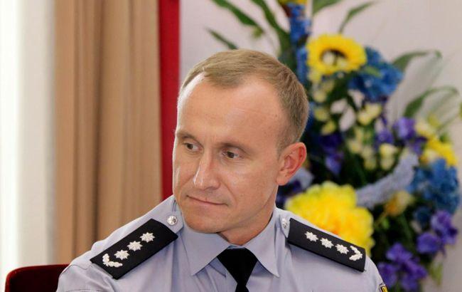 Призначено нового очільника поліції Київської області