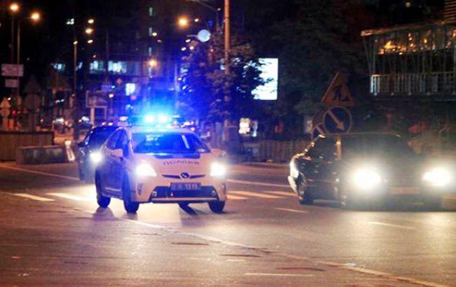 Фото: ДТП в Киеве (npu.gov.ua)