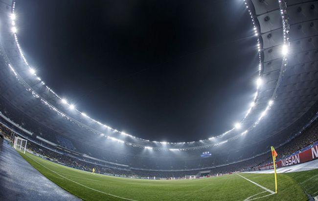 Унаслідок падіння з трибуни на стадіоні у Францїі постраждали 29 осіб