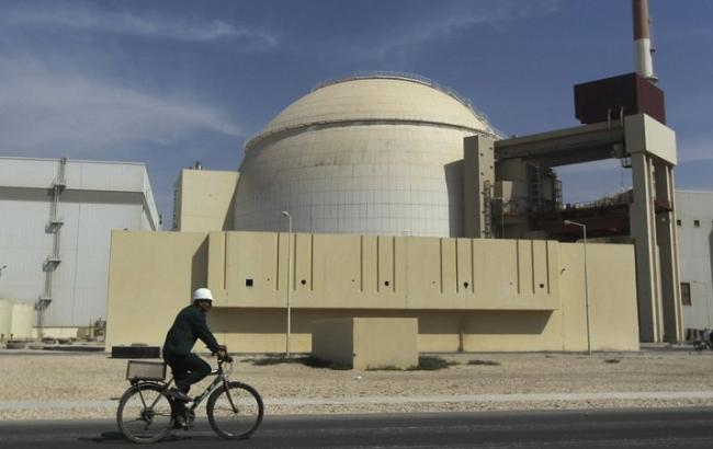 """Фото: АЭС """"Бушер"""" в Иране"""