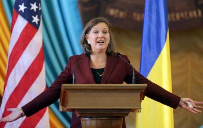 Нуланд назначили заместителем госсекретаря США. Во время слушаний в Сенате она говорила об Украине