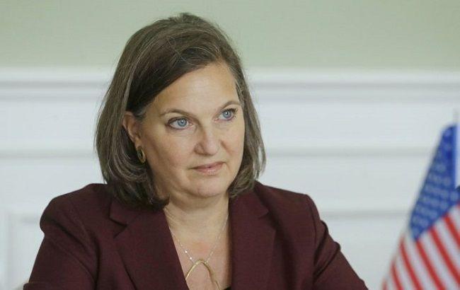 Нуланд йде у відставку з посади помічника держсекретаря США