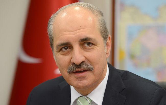 Фото: віце-прем'єр Туреччини Нуман Куртулмуш заявив про припинення дії конвенції з прав людини