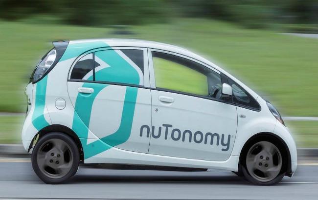 Фото: запущено перший у світі безпілотне таксі (techinasia.com)