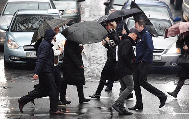 В Украину ворвется дождевой циклон: погода в стране до конца недели