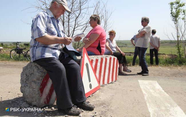 Окупанти не поновлюватимуть пропуск через КПВВ у Донецькій області
