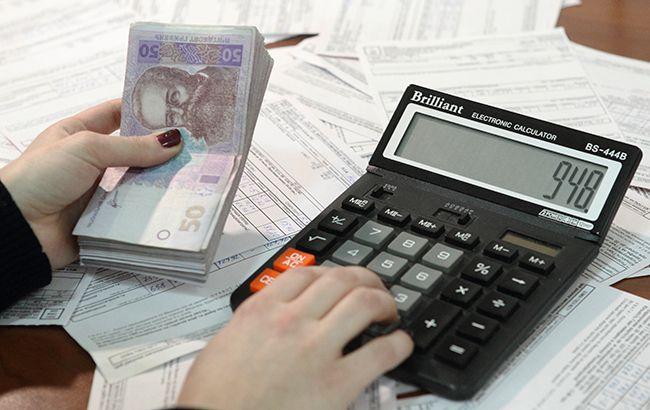 Фото: коммунальные платежи (РБК-Украина)