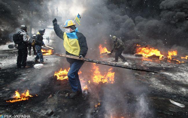 В Украине сегодня отмечают День героев Небесной Сотни