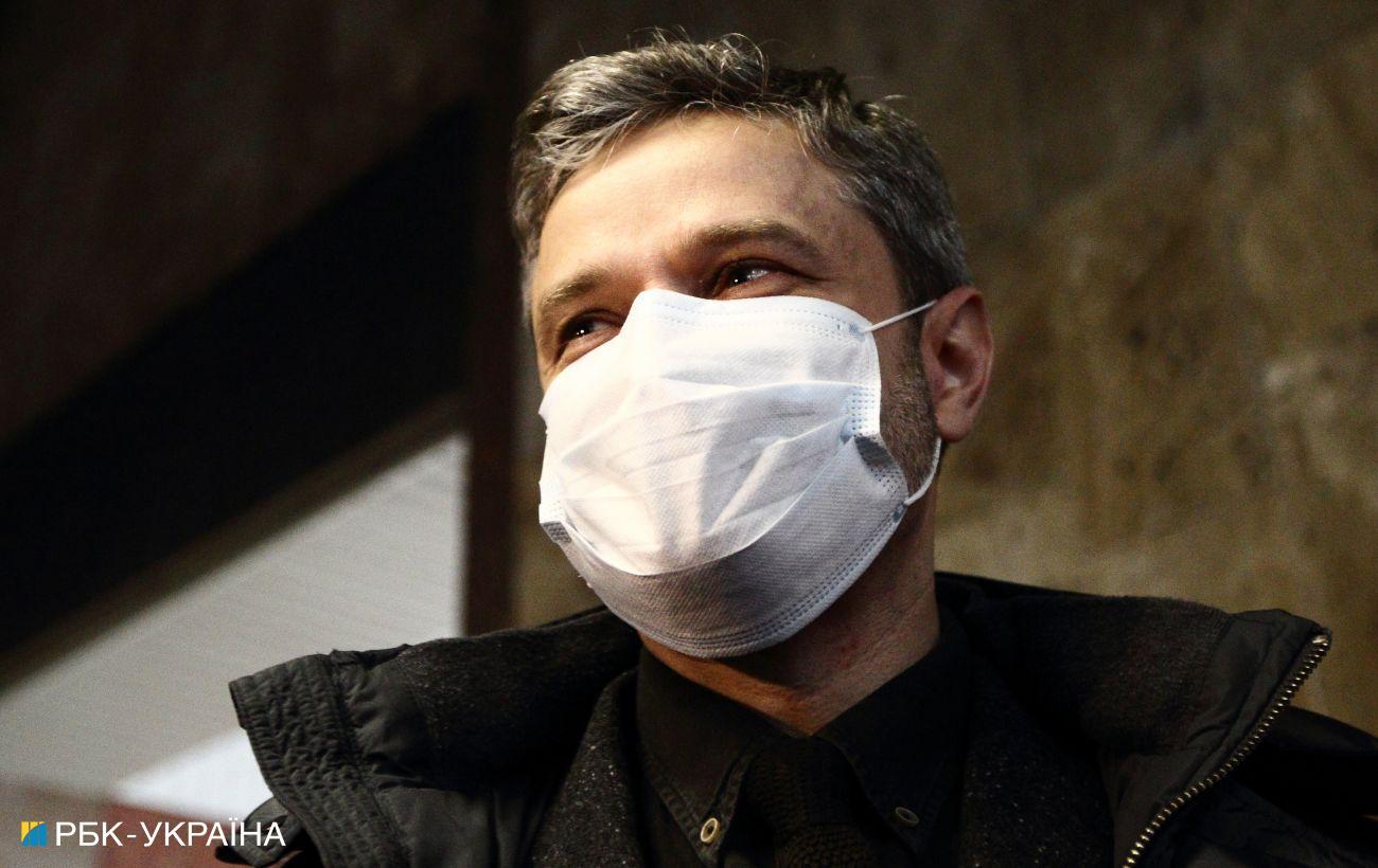 В Украине 696 новых случаев коронавируса