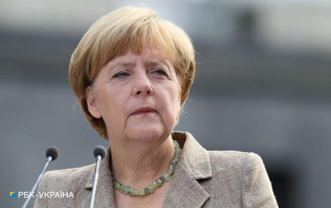 Меркель выступила с последней речью в Бундестаге. Предостерегла от левой коалиции