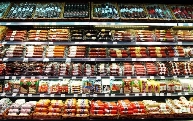 Фото: Продукты в супермаркете (РБК-Украина)