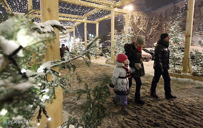 У Києві обмежать рух транспорту на Різдво
