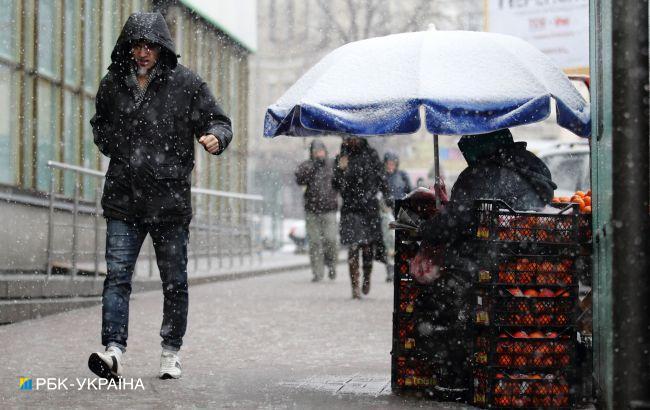 Зима триває: синоптики попередили про сильні погодні гойдалки