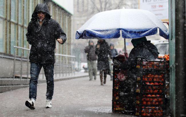 """Чергове похолодання йде в Україну. До кінця тижня буде різкий """"мінус"""""""