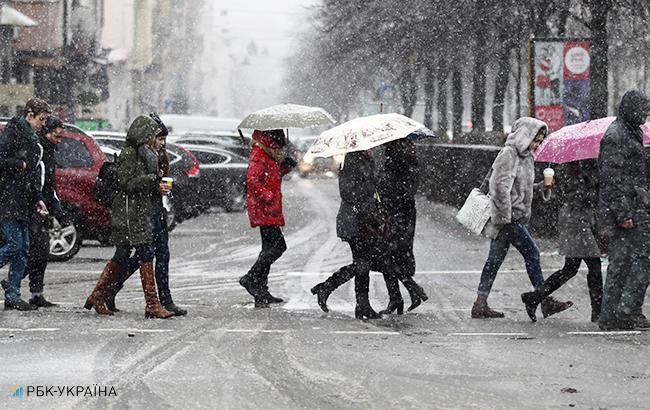 """""""Дощі і сніг"""": синоптики розповіли про несподівану переміну погоди"""