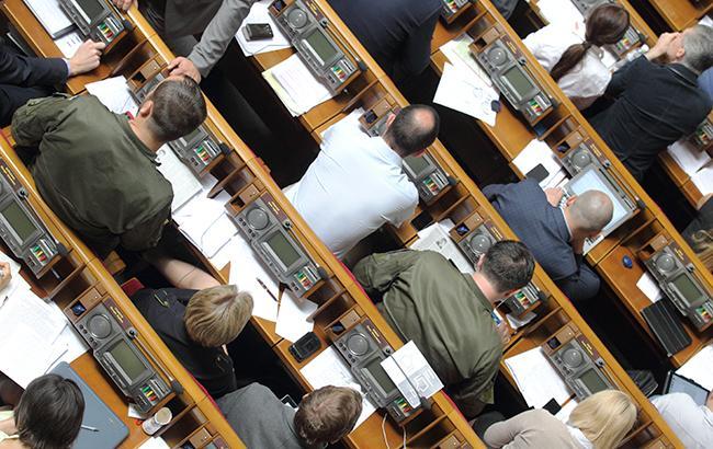 Чем займется Верховная Рада в новом политическом сезоне