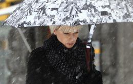 """Погода """"подарит"""" украинкам на 8 марта больше снега и дождей: синоптики обновили прогноз"""