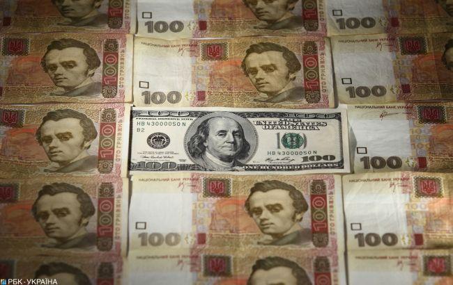 НБУ опустив курс долара до мінімуму з початку року
