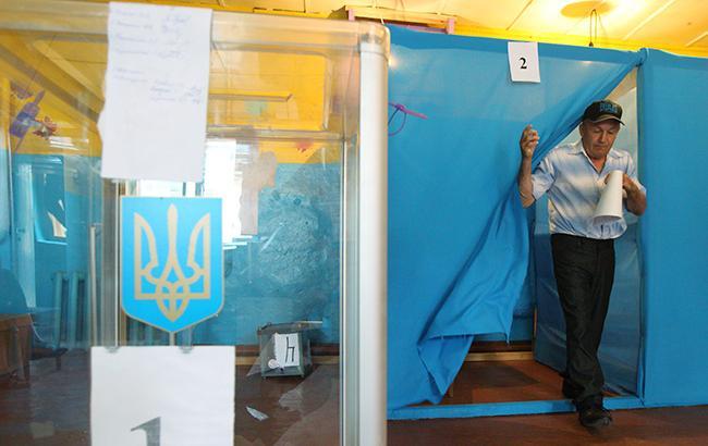 Фото: выборы (РБК-Украина)