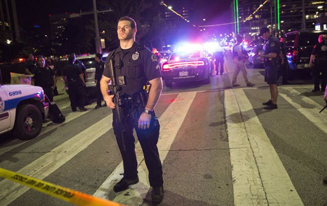 Фото: взрыв на Манхэттене в Нью-Йорке