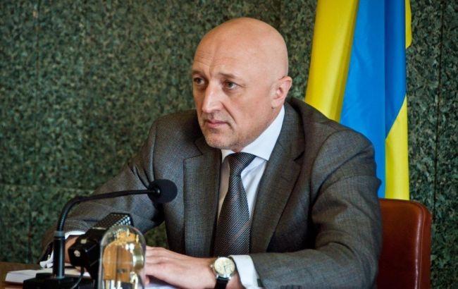Фото: голова Полтавської ОДА Валерій Головко