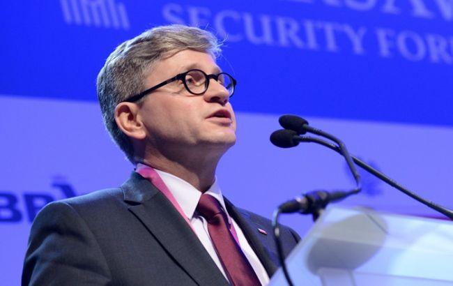 Фото: глава Бюро национальной безопасности Польши Павел Солох