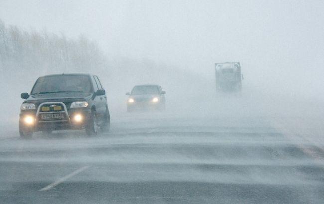 Фото: туман у Київській області