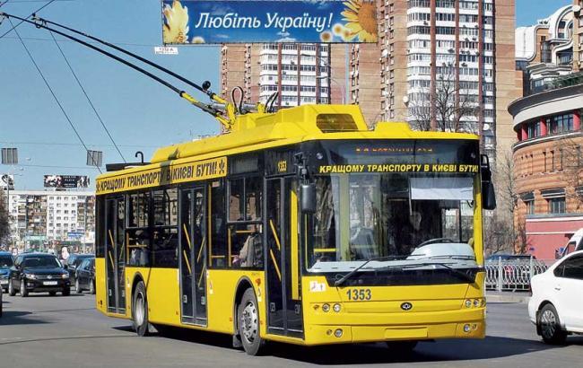 Стало відомо, у скільки обійдеться будівництво швидкісного тролейбуса до Троєщини
