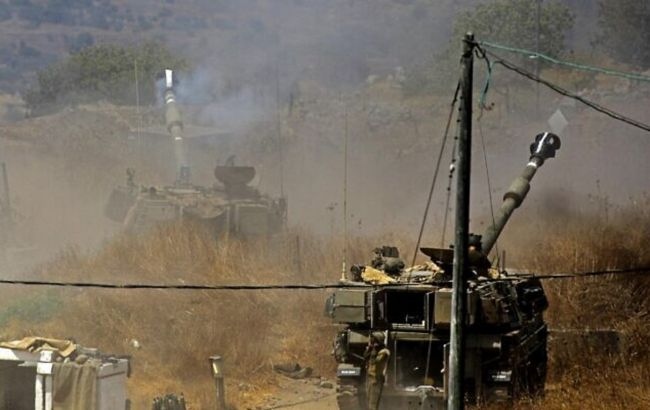 Израиль подвергся ракетному удару с территории Ливана, ЦАХАЛ ответил артиллерийским огнем