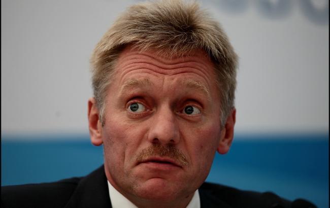 Кремль готовий прийняти заходи для захисту своїх банків в Україні, - Пєсков