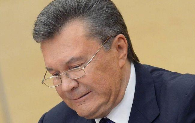 Шокін: розслідування у справі Януковича практично завершено