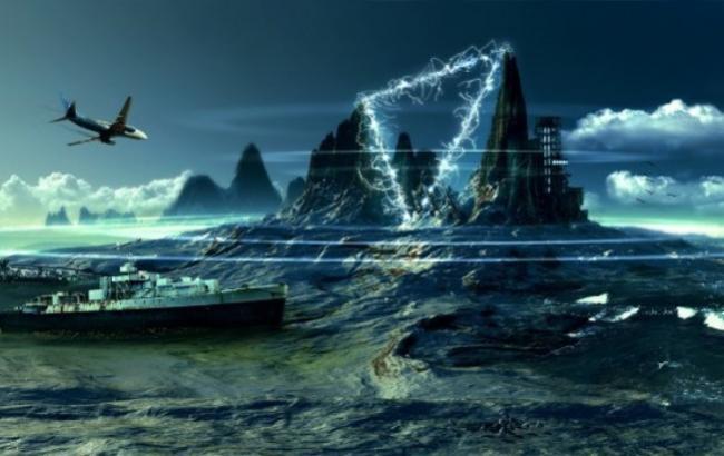 Фото: Бермудський трикутник (nlo-mir.ru)