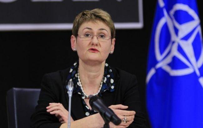 Фото: Лунгеску повідомила про майбутню раду Росія-НАТО після саміту Альянсу
