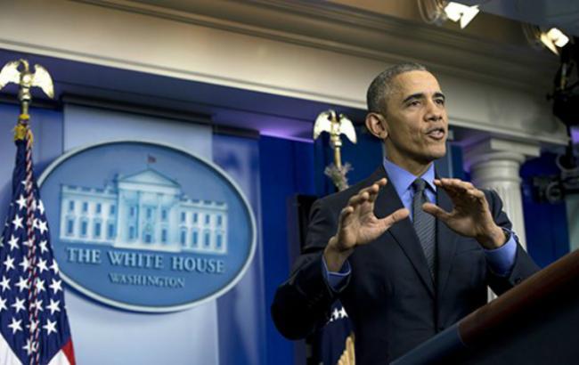 Фото: президент США Барак Обама (Associated Press)