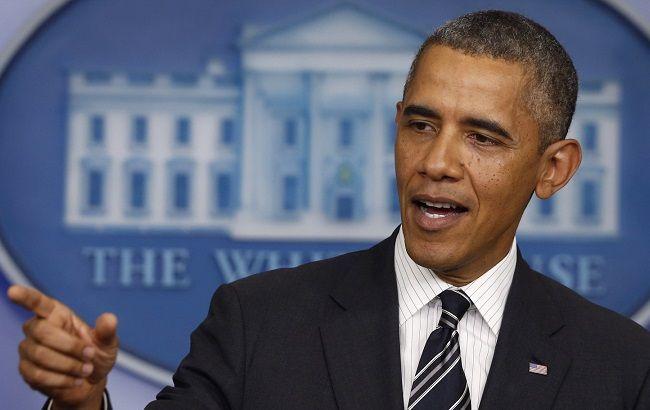 Фото: Обама виступив за збереження санкцій проти РФ до виконання мінських угод