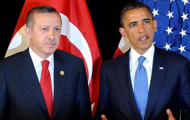 Обама иЭрдоган обсудят возможность экстрадиции Гюлена насаммите G20