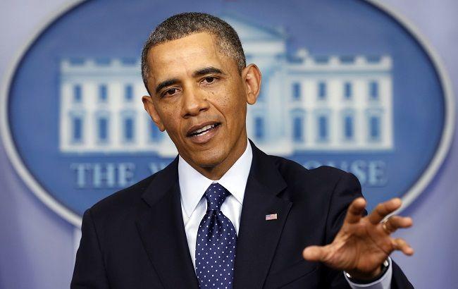 Фото: президент США Барак Обама заявив, що сили ІДІЛ слабшають