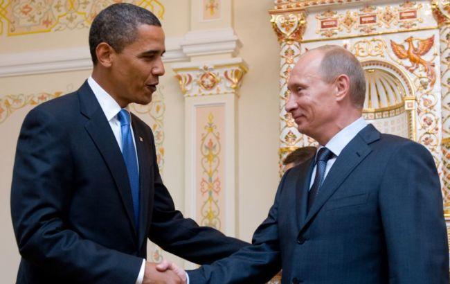 Путин иОбама «внюансах» обсудили Сирию исбитый Су