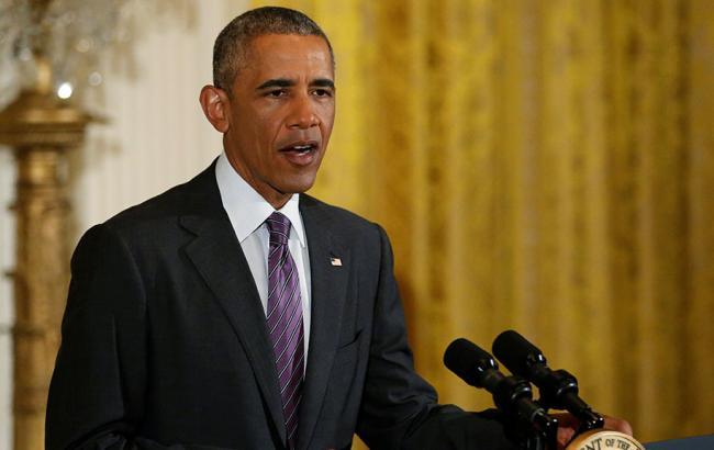 Фото: президент США Барак Обама