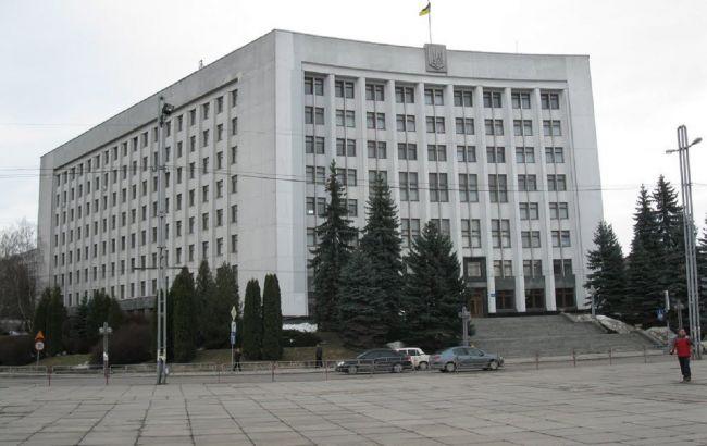 Тернопольская ОГА запретила игорный бизнес на территории области