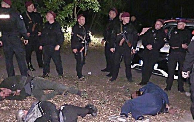 У Києві іноземець стріляв у поліцейських