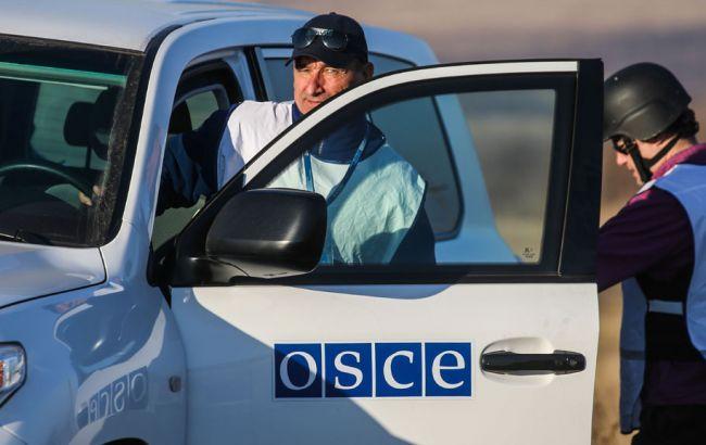 Фото: місія ОБСЄ
