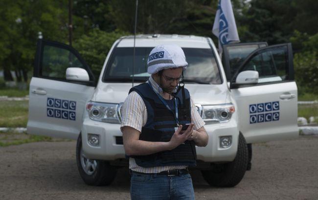 Боевики снова блокируют работу миссии ОБСЕ на Донбассе
