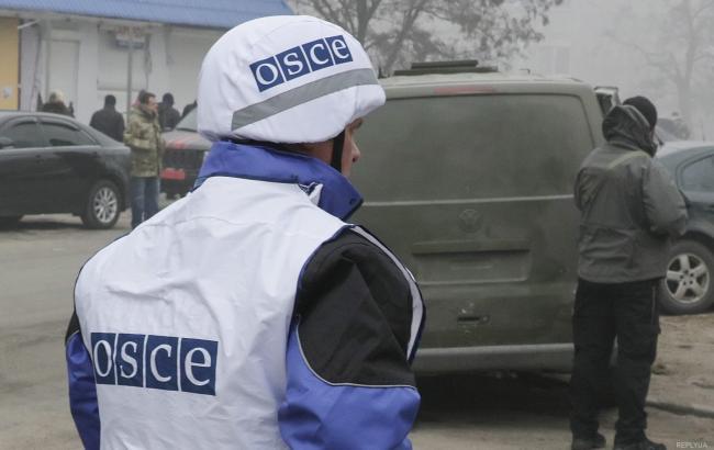 Фото: Германия передала ОБСЕ в Украине камеры наблюдения