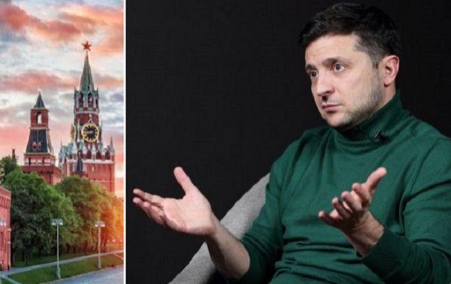 Це по життю: Зеленський зізнався, чому не любить Москву