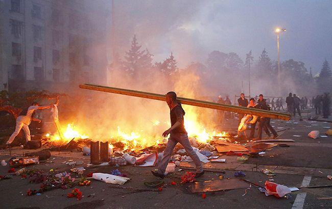 Друга річниця трагедії в Одесі: хроніка подій