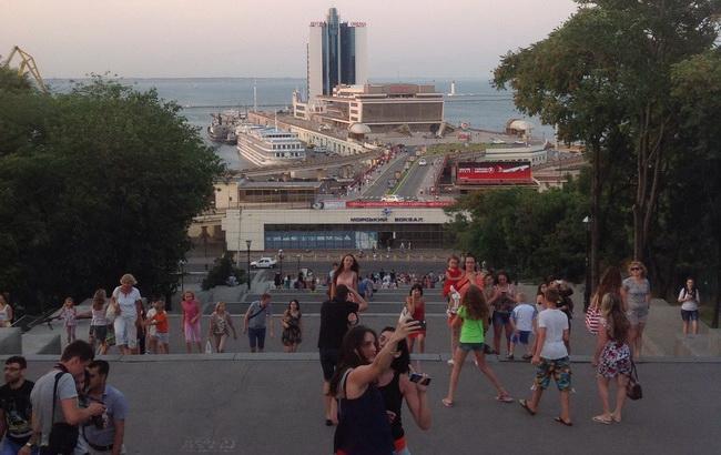 В Одессе вводят электронные карты туристов