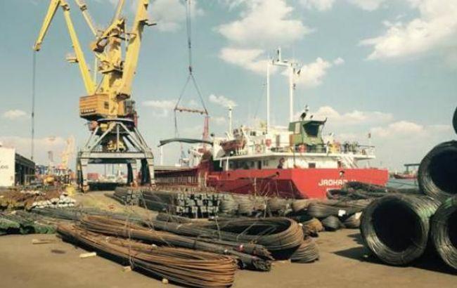 Одесский морской торговый порт идет на рекорд