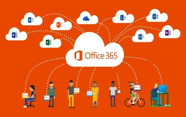 Фото: співробітники Facebook переходять на Office 365 (evolveip.net)